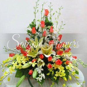Vietnamese Teacher's Day Flowers 18