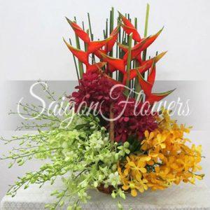Vietnamese Teacher's Day Flowers 19