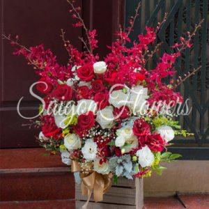 Vietnamese Teacher's Day Flowers 20