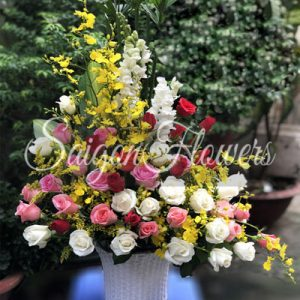 Vietnamese Teacher's Day Flowers 21