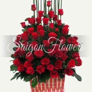 Vietnamese Teacher's Day Flowers 23