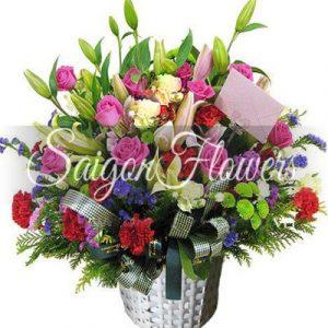 Vietnamese Teacher's Day Flowers 24