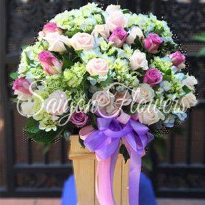 Vietnamese Teacher's Day Flowers 25