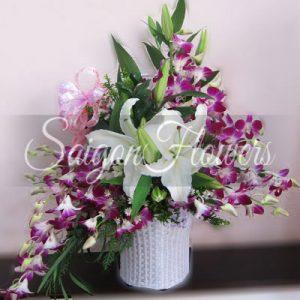 Vietnamese Teacher's Day Flowers 28