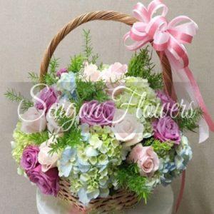 Vietnamese Teacher's Day Flowers 30
