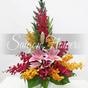Vietnamese Teacher's Day Flowers 33