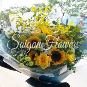 Vietnamese Teacher's Day Flowers 56