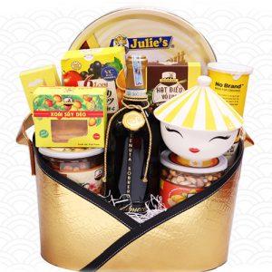 Special Tet Gifts Basket 01