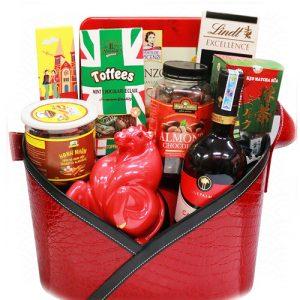 Special Tet Gifts Basket 02
