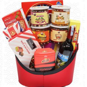 Special Tet Gifts Basket 03