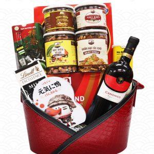 Special Tet Gifts Basket 04