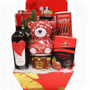 Special Tet Gifts Basket 06