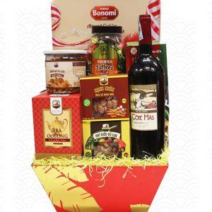 Special Tet Gifts Basket 07