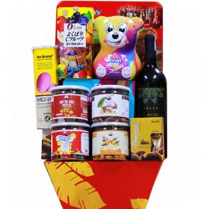 Special Tet Gifts Basket 08