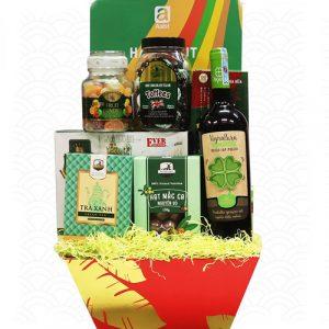Special Tet Gifts Basket 09