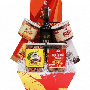 Special Tet Gifts Basket 10