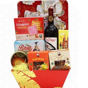 Special Tet Gifts Basket 11