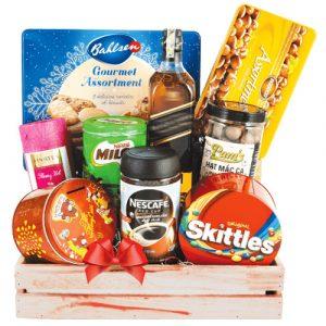 Tet Gifts Basket 03