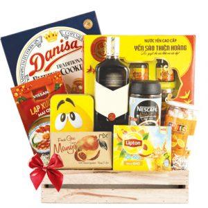 Tet Gifts basket 04