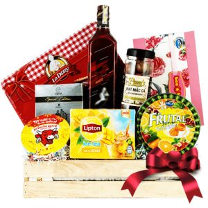 Tet Gifts Basket 08