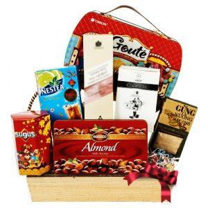 Tet Gifts Basket 09