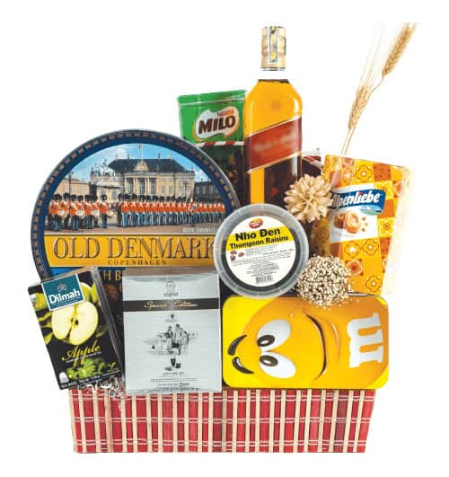 Tet Gifts Basket 10
