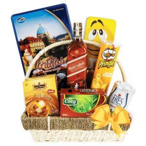 Tet Gifts Basket 12