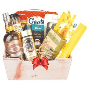 Tet Gifts Basket 02