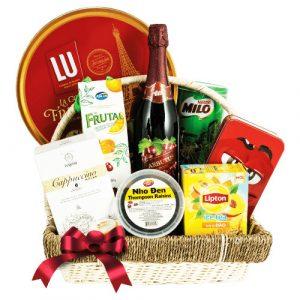 Tet Gifts Basket 14