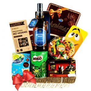 Tet Gifts Basket 15