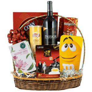 Tet Gifts Basket 19