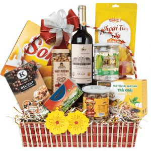 Tet Gifts Basket 21