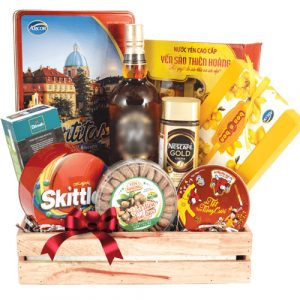 Tet Gifts Basket 23