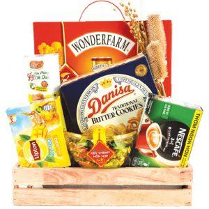 Tet Gifts Basket 27
