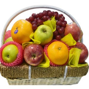 Fresh Fruit Basket #13 - Tet Fresh Fruit