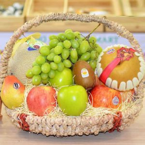 Fresh Fruit Basket #15 - Tet Fresh Fruit