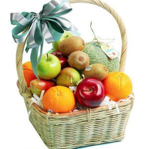 Fresh Fruit Basket #17 - Tet Fresh Fruit