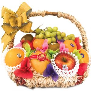 Fresh Fruit Basket #18 - Tet Fresh Fruit