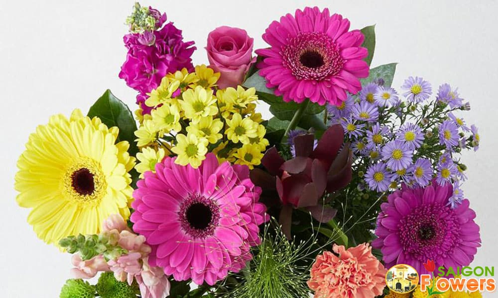 Send flowers to TPHCM