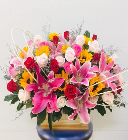 Flowers Delivery Ba Ria 3107