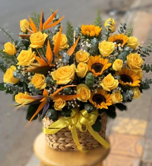 Flowers Delivery Hai Phong 2807