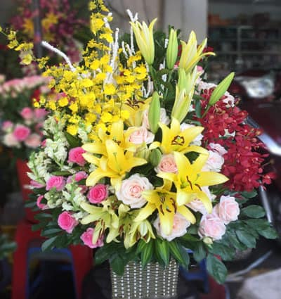 Flowers Delivery Thanh Hoa 2807