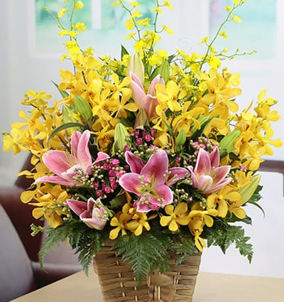 Flowers Delivery Tien Giang 0108