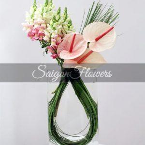Vietnamese Women's Day Flowers