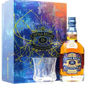 Chivas 18 Year Old 2021 - Tet Wine Gift